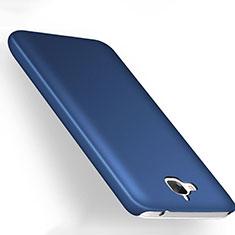 Huawei Enjoy 5用ハードケース プラスチック 質感もマット ファーウェイ ネイビー
