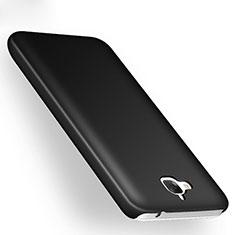 Huawei Enjoy 5用ハードケース プラスチック 質感もマット ファーウェイ ブラック