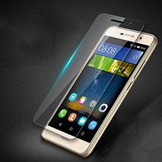 Huawei Enjoy 5用強化ガラス 液晶保護フィルム T04 ファーウェイ クリア