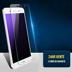 Huawei Enjoy 5用強化ガラス 液晶保護フィルム T05 ファーウェイ クリア