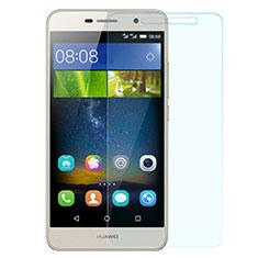 Huawei Enjoy 5用アンチグレア ブルーライト 強化ガラス 液晶保護フィルム ファーウェイ ネイビー
