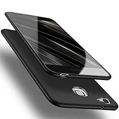 Huawei Enjoy 5S用極薄ソフトケース シリコンケース 耐衝撃 全面保護 ファーウェイ ブラック