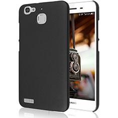 Huawei Enjoy 5S用ハードケース プラスチック 質感もマット M02 ファーウェイ ブラック