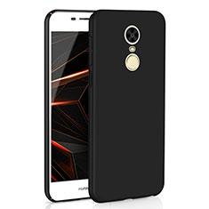 Huawei Enjoy 6用ハードケース プラスチック 質感もマット M02 ファーウェイ ブラック