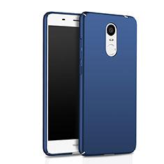 Huawei Enjoy 6用ハードケース プラスチック 質感もマット ファーウェイ ネイビー