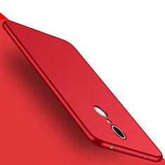 Huawei Enjoy 6用ハードケース プラスチック 質感もマット M01 ファーウェイ レッド