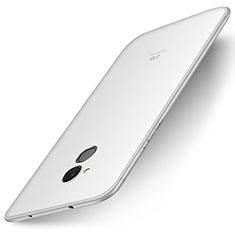 Huawei Enjoy 6S用極薄ソフトケース シリコンケース 耐衝撃 全面保護 S01 ファーウェイ ホワイト