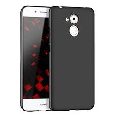 Huawei Enjoy 6S用ハードケース プラスチック 質感もマット M02 ファーウェイ ブラック