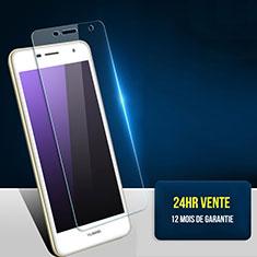 Huawei Enjoy 6S用強化ガラス 液晶保護フィルム T03 ファーウェイ クリア