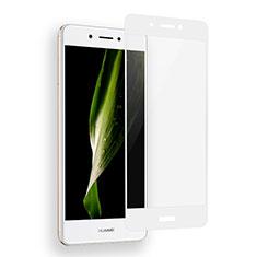 Huawei Enjoy 6S用強化ガラス 液晶保護フィルム T02 ファーウェイ クリア