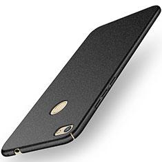 Huawei Enjoy 7用ハードケース プラスチック 質感もマット M01 ファーウェイ ブラック