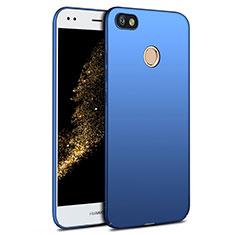 Huawei Enjoy 7用ハードケース プラスチック 質感もマット ファーウェイ ネイビー