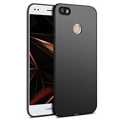 Huawei Enjoy 7用ハードケース プラスチック 質感もマット ファーウェイ ブラック