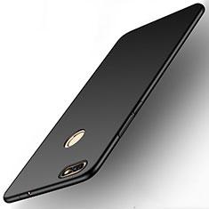 Huawei Enjoy 7用極薄ソフトケース シリコンケース 耐衝撃 全面保護 ファーウェイ ブラック
