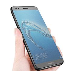 Huawei Enjoy 7用反スパイ 強化ガラス 液晶保護フィルム ファーウェイ クリア