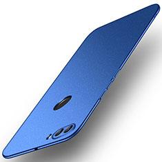 Huawei Enjoy 8 Plus用ハードケース プラスチック 質感もマット M02 ファーウェイ ネイビー