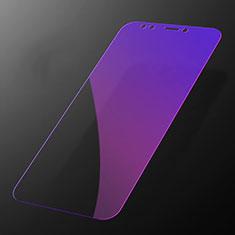 Huawei Enjoy 8 Plus用アンチグレア ブルーライト 強化ガラス 液晶保護フィルム ファーウェイ クリア