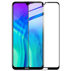 Huawei Enjoy 8S用強化ガラス フル液晶保護フィルム ファーウェイ ブラック