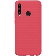 Huawei Enjoy 9s用ハードケース プラスチック 質感もマット M01 ファーウェイ レッド
