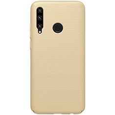 Huawei Enjoy 9s用ハードケース プラスチック 質感もマット M01 ファーウェイ ゴールド