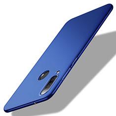 Huawei Enjoy 9s用ハードケース プラスチック 質感もマット M02 ファーウェイ ネイビー
