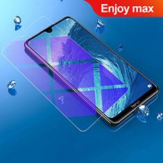 Huawei Enjoy Max用アンチグレア ブルーライト 強化ガラス 液晶保護フィルム ファーウェイ クリア