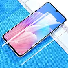 Huawei Enjoy Z 5G用強化ガラス 液晶保護フィルム T01 ファーウェイ クリア