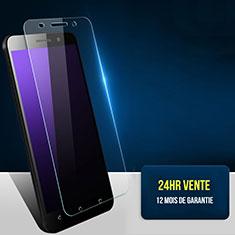 Huawei G Play Mini用強化ガラス 液晶保護フィルム T01 ファーウェイ クリア