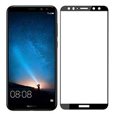 Huawei G10用強化ガラス フル液晶保護フィルム F03 ファーウェイ ブラック