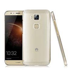 Huawei G7 Plus用ハードケース クリスタル クリア透明 ファーウェイ クリア