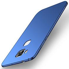 Huawei G7 Plus用ハードケース プラスチック 質感もマット M01 ファーウェイ ネイビー