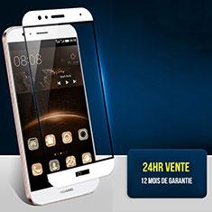 Huawei G7 Plus用強化ガラス 液晶保護フィルム T01 ファーウェイ クリア