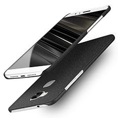 Huawei G8用ハードケース カバー プラスチック ファーウェイ ブラック