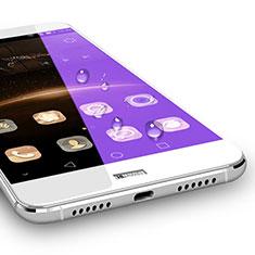 Huawei G8用強化ガラス フル液晶保護フィルム ファーウェイ ホワイト