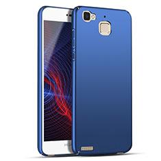 Huawei G8 Mini用ハードケース プラスチック 質感もマット M04 ファーウェイ ネイビー