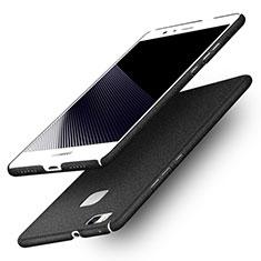 Huawei G9 Lite用ハードケース カバー プラスチック Q01 ファーウェイ ブラック