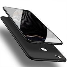 Huawei G9 Lite用極薄ソフトケース シリコンケース 耐衝撃 全面保護 ファーウェイ ブラック