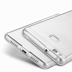 Huawei G9 Lite用ソフトケース シリコンケース 耐衝撃 全面保護 クリア透明 ファーウェイ クリア