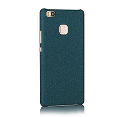 Huawei G9 Lite用ハードケース カバー プラスチック ファーウェイ ネイビー