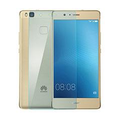 Huawei G9 Lite用アンチグレア ブルーライト 強化ガラス 液晶保護フィルム ファーウェイ ネイビー