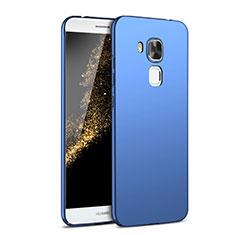 Huawei G9 Plus用ハードケース プラスチック 質感もマット M02 ファーウェイ ネイビー
