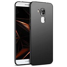Huawei G9 Plus用ハードケース プラスチック 質感もマット M02 ファーウェイ ブラック