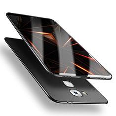 Huawei G9 Plus用ハードケース プラスチック 質感もマット M03 ファーウェイ ブラック