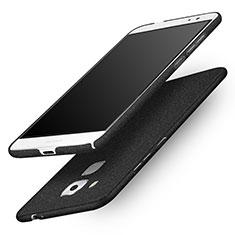 Huawei G9 Plus用ハードケース カバー プラスチック ファーウェイ ブラック