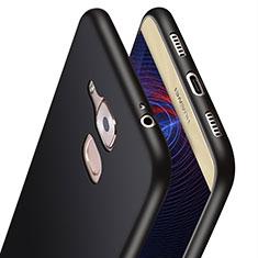 Huawei G9 Plus用極薄ソフトケース シリコンケース 耐衝撃 全面保護 S02 ファーウェイ ブラック