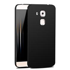 Huawei G9 Plus用ハードケース プラスチック 質感もマット M04 ファーウェイ ブラック
