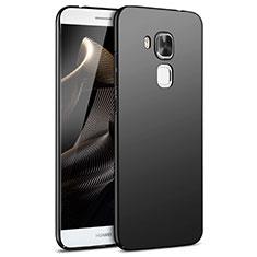 Huawei G9 Plus用ハードケース プラスチック 質感もマット M05 ファーウェイ ブラック