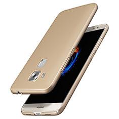 Huawei G9 Plus用ハードケース プラスチック 質感もマット M06 ファーウェイ ゴールド