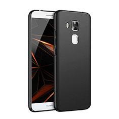 Huawei G9 Plus用ハードケース プラスチック 質感もマット M06 ファーウェイ ブラック