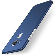 Huawei G9 Plus用ハードケース プラスチック 質感もマット ファーウェイ ネイビー
